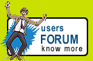 USERS FORUM